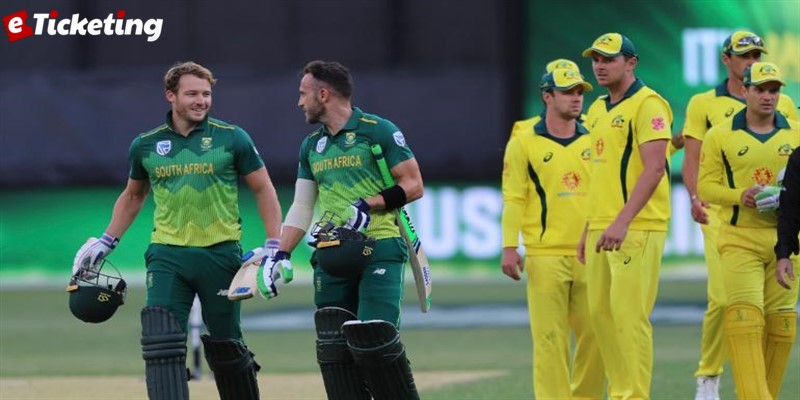 Australia Vs South Africa Series 2020