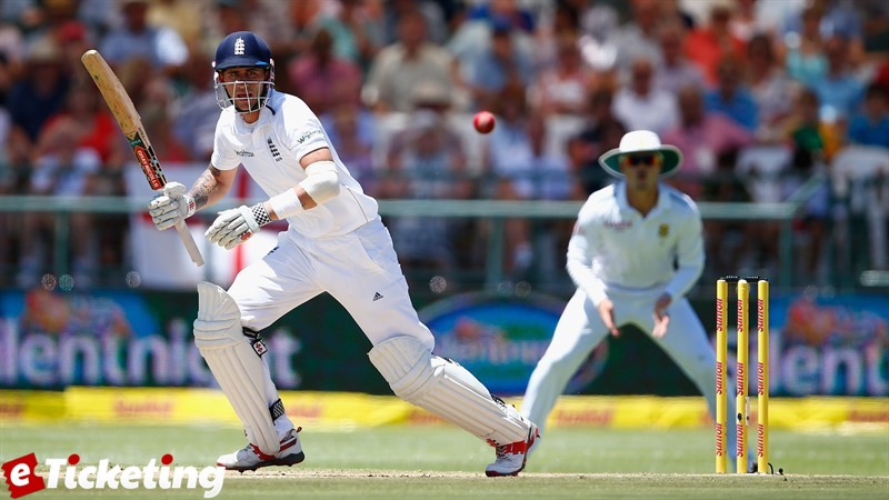 Dates announced for England Men's Cricket team tour of South Africa