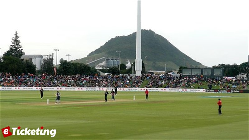 Bay Oval Cricket Stadium New Zealand