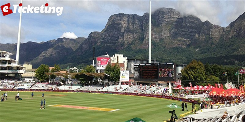 cricket ground with table mountain view