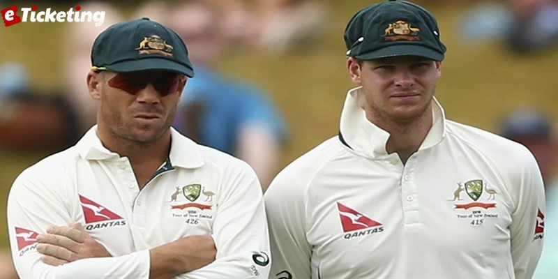 Smith And Warner banned from Cricket for 1 year in Ball Tempering case