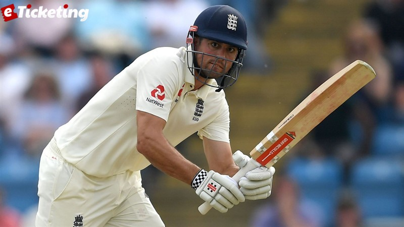 Cook- James Anderson, Root and Ravi: thanks for the good stats in England test Cricket