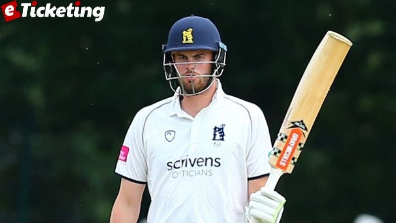 England vs. New Zealand - Emerging English star wants to punish the Black Caps