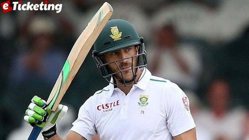 Faf du Plessis can pull strings for South Africa in upcoming series of 2019-20