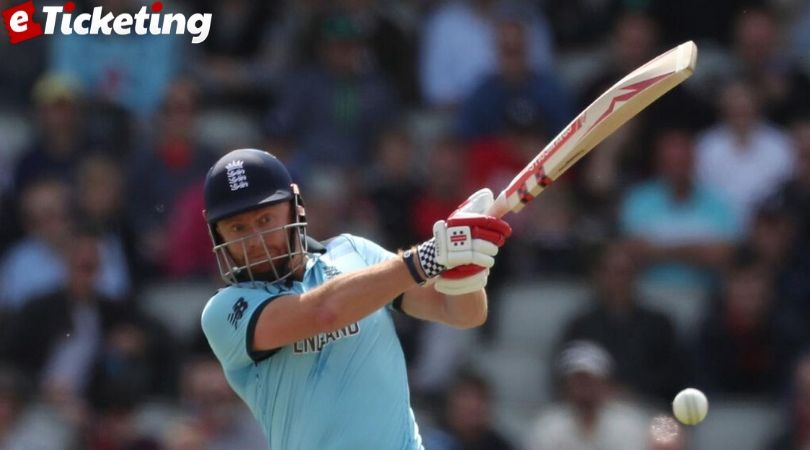 England Vs New Zealand - Jonny Bairstow reprimanded for swearing during Black Caps T20 decider