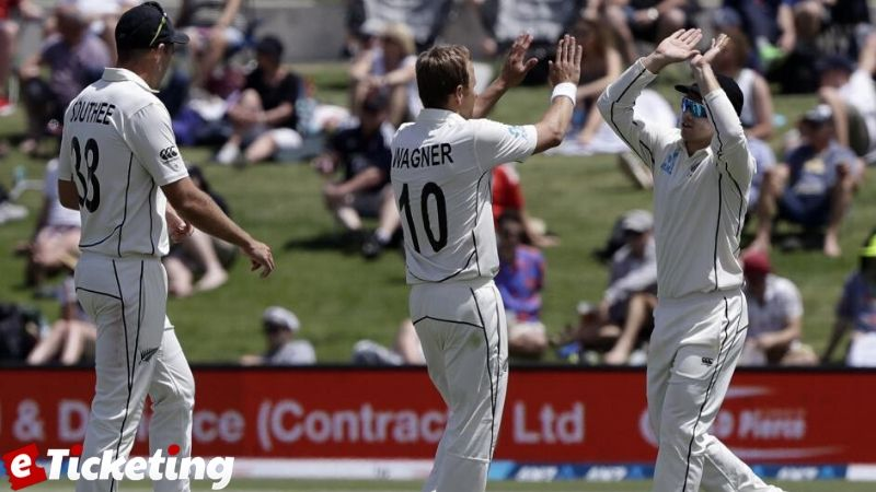 New Zealand Vs England - Neil Wagner five-for leads New Zealand to crushing win