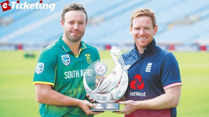 Cricket lovers are waiting to see South Africa vs England live actions in upcoming series