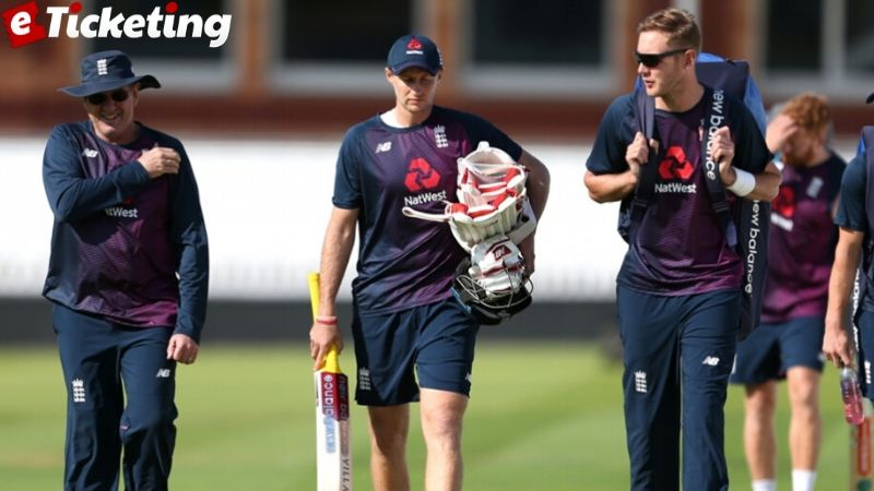 England in Sri Lanka - tourists are ready for a series of two test matches in March