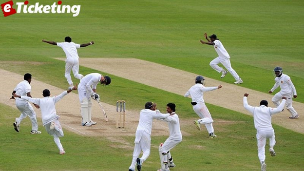 England team play two Tests in Sri Lanka in March 2020