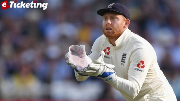 Jonny Bairstow called up to Test team as injury cover for Joe Denly