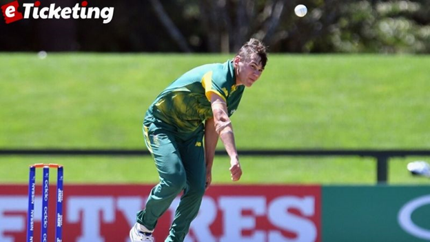 Will Gerald Coetzee be South Africa next pace talent?