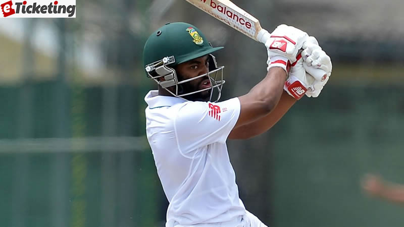 South African Test Player Temba Bavuma