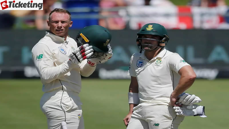 Flurry of late wickets seals SA defeats