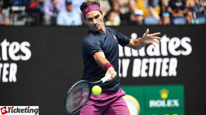 Federer Vs Nadal Cape Town Tickets