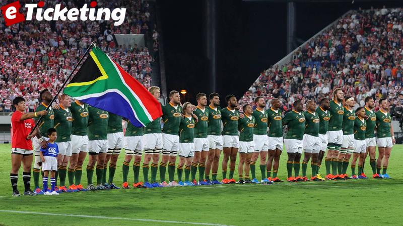British Lions Rugby tour 2021 - Springboks think to meet well-drilled