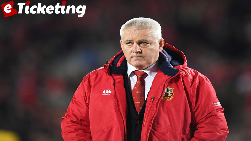 Jacques Nienaber says: Lions will have their ducks in a row