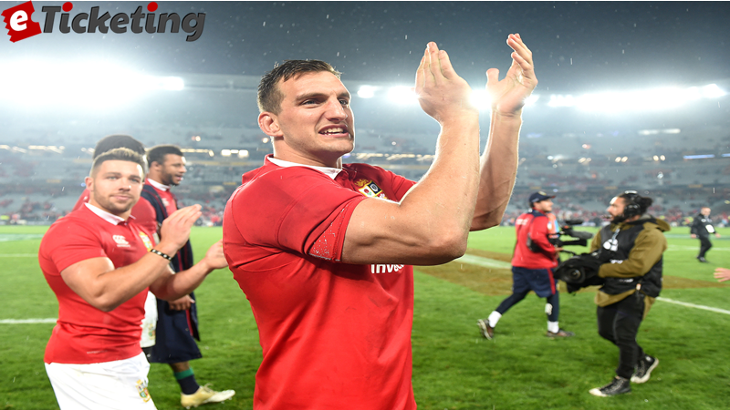 British & Irish Lions Charitable Trust - Warburton joins