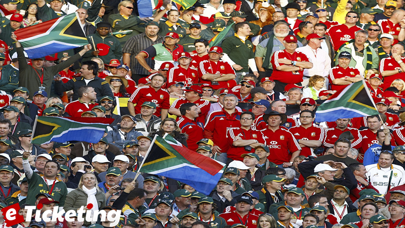 british lions tour to SA