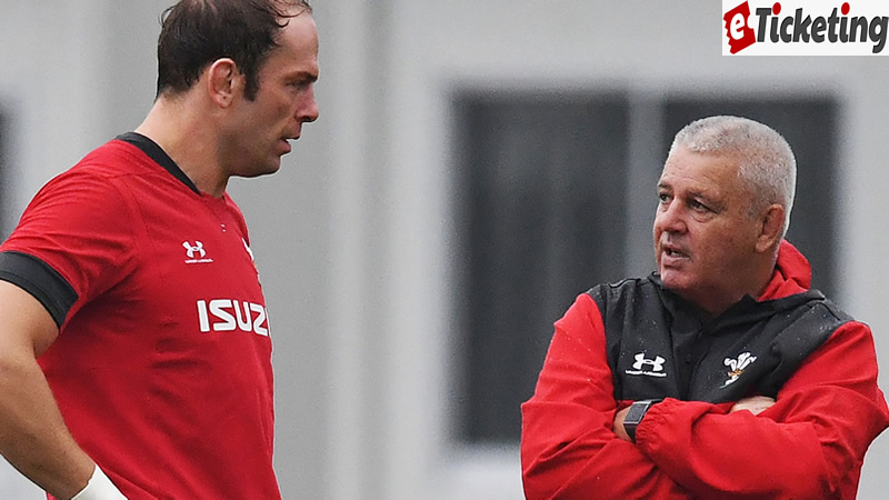 Gatland said readiness is in front of the timetable
