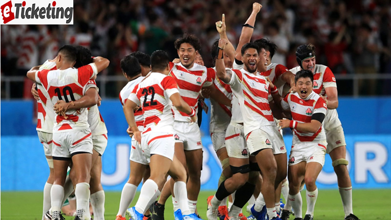 "The Japan match will be an uncommon ""home"" installation for the Lions."