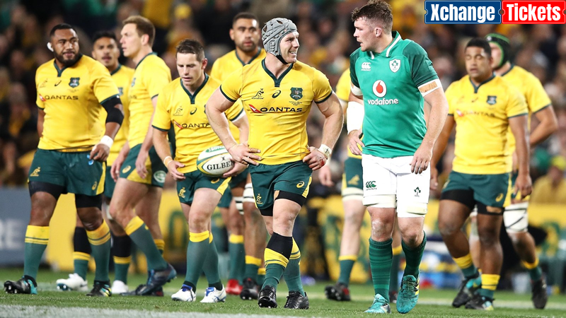 Australia up to host mini Rugby World Cup