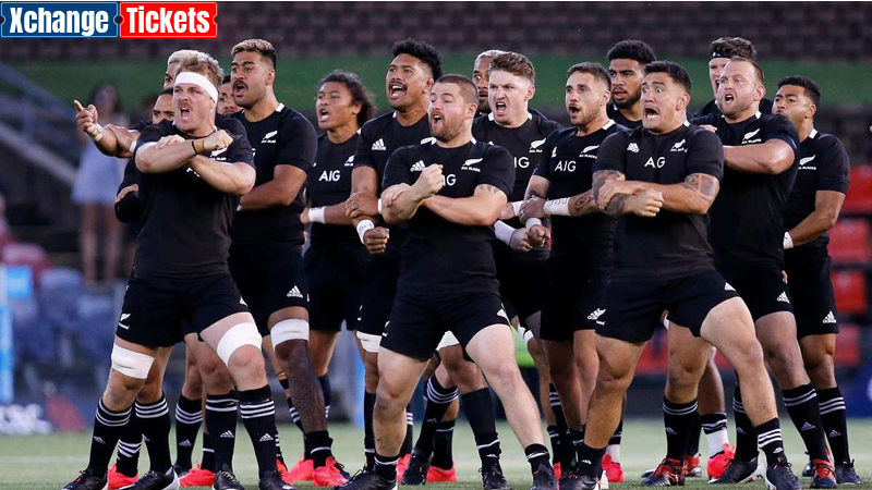 All Blacks face France in 2023 Rugby World Cup pool stages