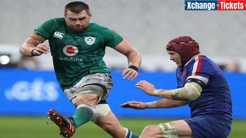 Ireland fall in World Rugby Rankings after loss at home to France