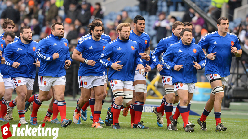 France Rugby World Cup tickets