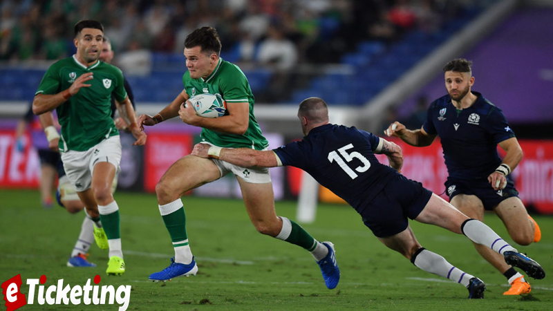 Ireland Rugby World Cup tickets 2023