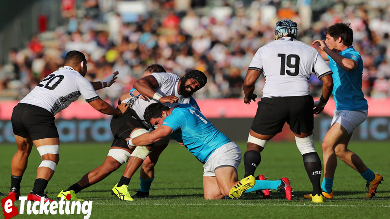 Fiji Rugby World Cup tickets