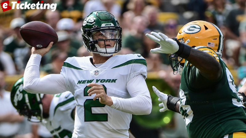NFL London: Why Jets QB Zach Wilson is the most inspiring Player in the NFL Preseason