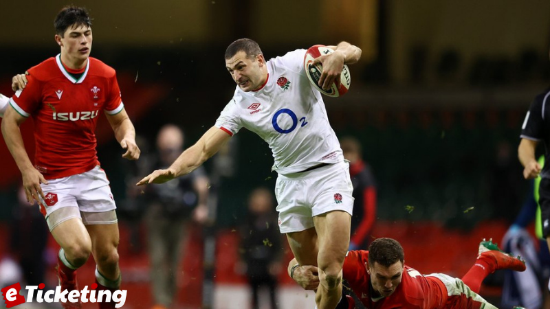 England Vs Wales: Six Nations Dan Carter just gave Louis Rees-Zammit a spectacular gift and a handwritten message