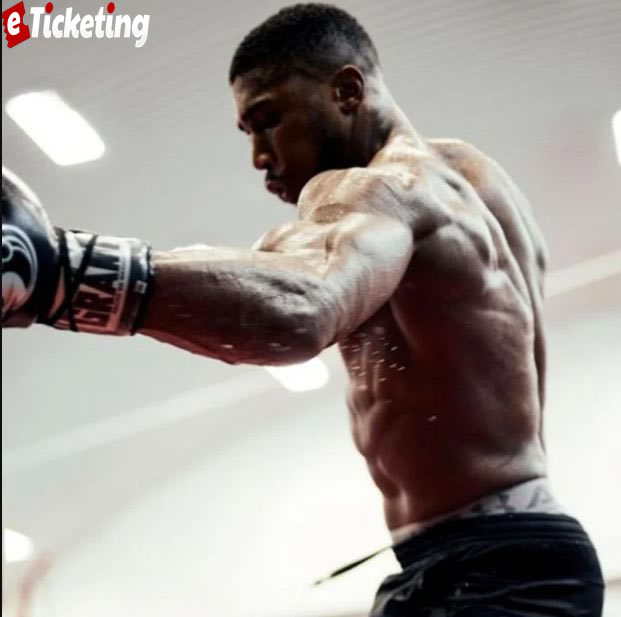 Anthony Joshua is glancing in perfect condition as he plans to protect his reality heavyweight titles versus Oleksandr Uysk on Saturday, September 25.