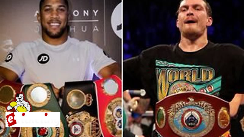 Anthony Joshua Tickets on sale - Anthony Joshua's speed and force in the ring have made him into a boxing heavyweight champion.