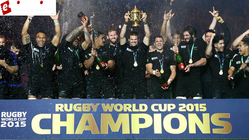 Rugby World Cup 2023 Tickets - The All Blacks vanquished the world as hosts in 1987 and 2011 and a short time later again in 2015