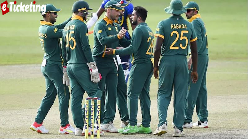 England Vs South Africa Tickets - Morris, du Plessis pass up a major opportunity, Maharaj remembered for South Africa's T20 World Cup crew