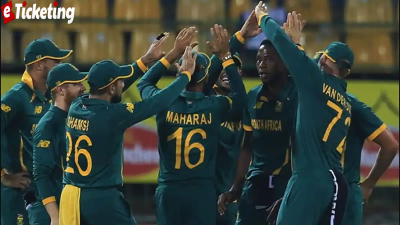 England Vs South Africa Tickets - Some proficient names passed up a major opportunity in South Africa's crew for the ICC Men's T20 World Cup 2021, conveyed on Thursday, 9 September