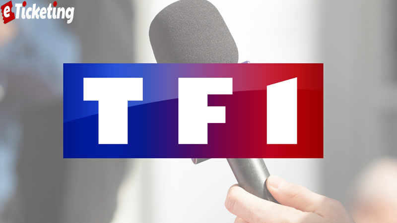 rwc 2023 Tickets - TF1 is declared as the Rugby World Cup 2023 competition's transmission accomplice in France