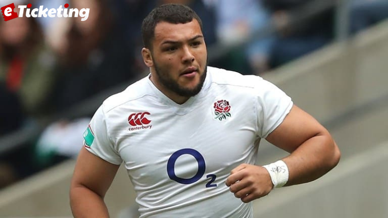 Six Nations: England star Ellis Genge appointed to Leicester Tigers captain