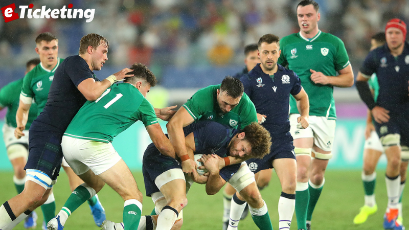 Owner of Killester Travel, the official travel agency for the Irish Rugby World Cup