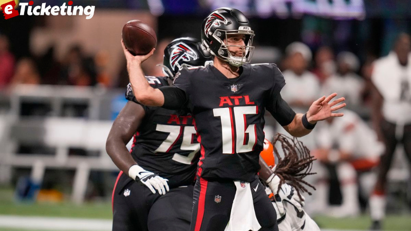 NFL London: The Falcons will try to break through a string of season-start losses next Sunday