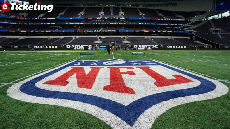 NFL  announced a new contract with UK Online Car Marketplace Cinch as lead partner
