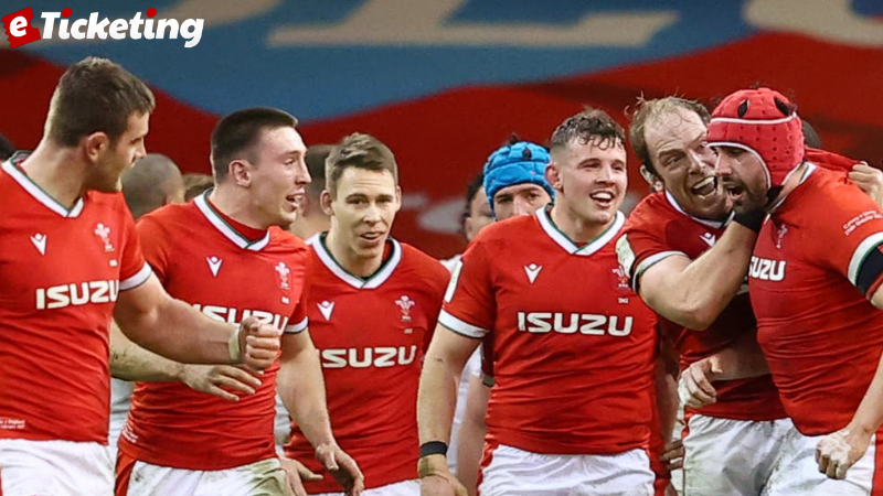 Wales will kick off the Six Nations title defense against Ireland on Saturday