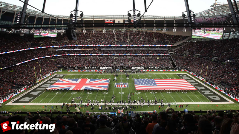 Cinch will sponsor Sky Sports' coverage of the UK NFL
