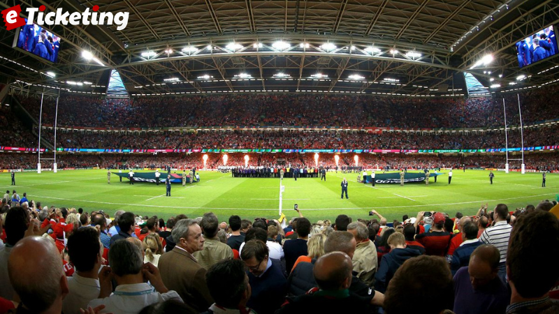 After the Covid restriction was lifted, nine major Principality Stadium events have now been confirmed
