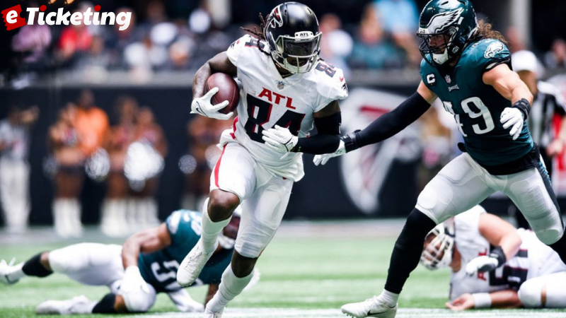 Deficit delayed positive signs of Falcons main rushing attack