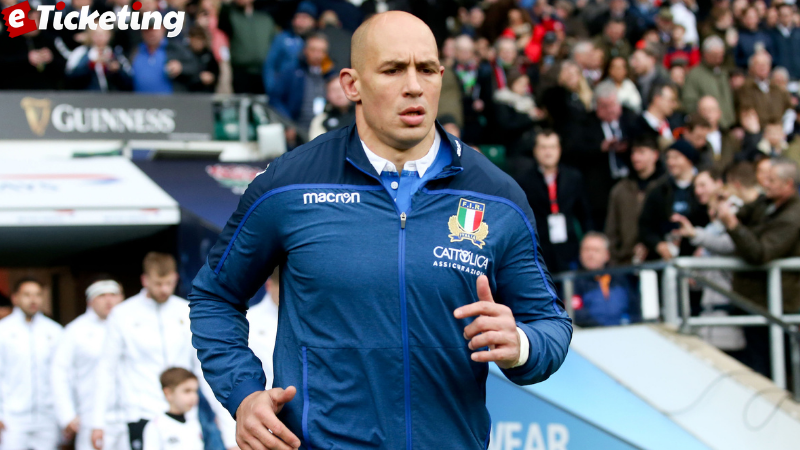 Six Nations: Italy great Parisse has announced retirement at the end of the season