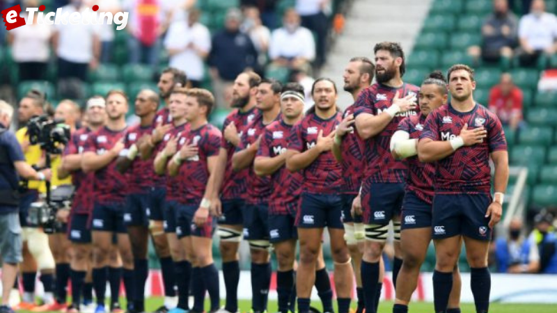 Move to closer to Rugby World Cup 2023 USA beats Canada