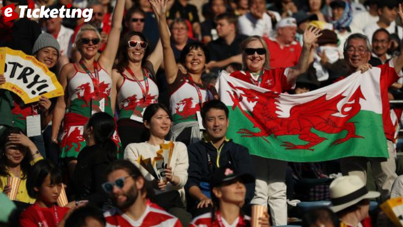 Wales fell just one point short of the 2019 Rugby World Cup final