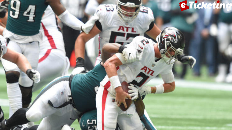 Atlanta Falcons: The situation could get worse before parting at the start of bye week